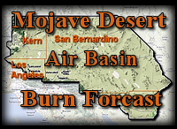 Forecast Burn Days